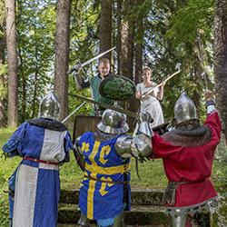 Keskiaikaiset häät Tampereella