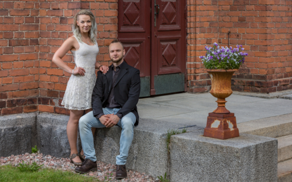 Hääpotretit Tampere